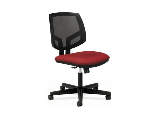 HON Volt Mesh Back Task Chair  Crimson HON5713GA42T