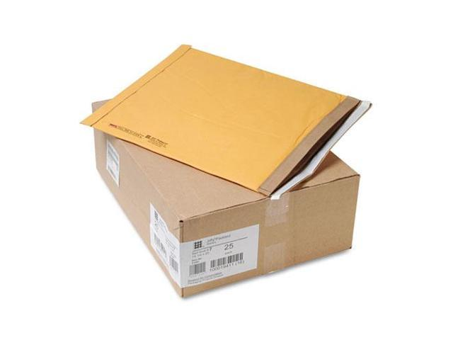 """SEL21491 Padded Mailers, Peel and Seal, 14-1/2""""x20"""", 25/CT, Kraft"""