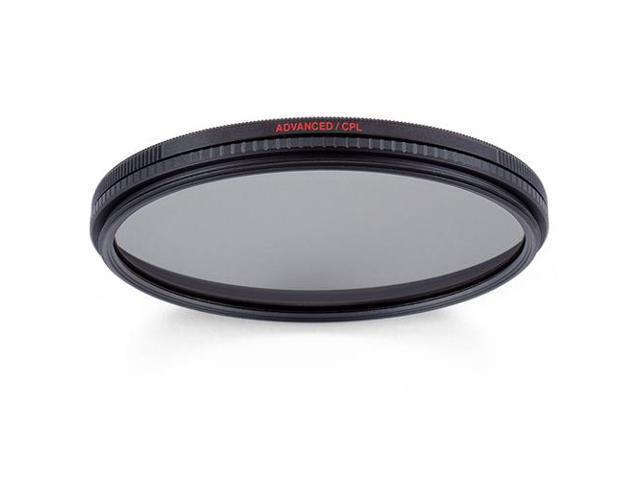 Manfrotto MFADVCPL-67 67mm Advanced Circular Polarizing Filter