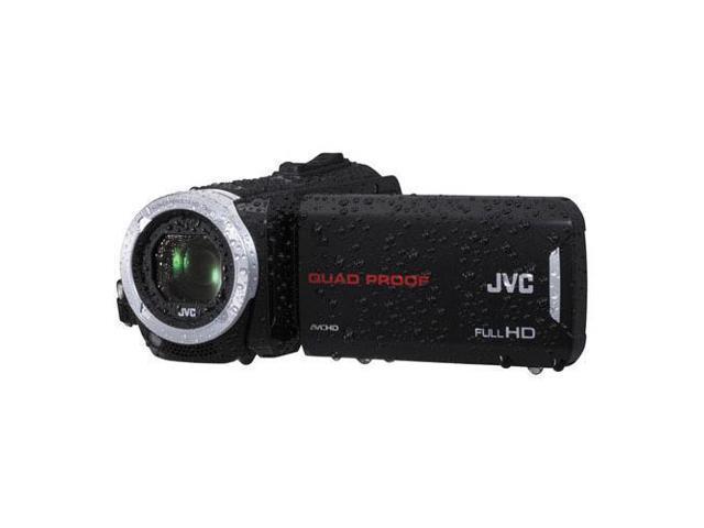 JVC Everio GZ-R30 Quad Proof Full 1080p HD Camcorder, 10MP