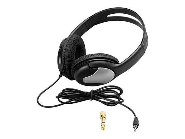 Hosa Technology HDS-100 Stereo Headphones, 1/8