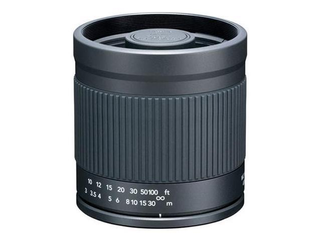 Kenko 400mm f/8 Mirror Lens for Micro 4/3 Mount Cameras #KML400M43