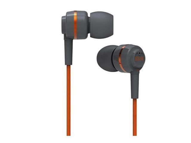 SoundMAGIC ES18 In-Ear Headphones, 15Hz-22KHz Frequency Range, Orange #ES18O