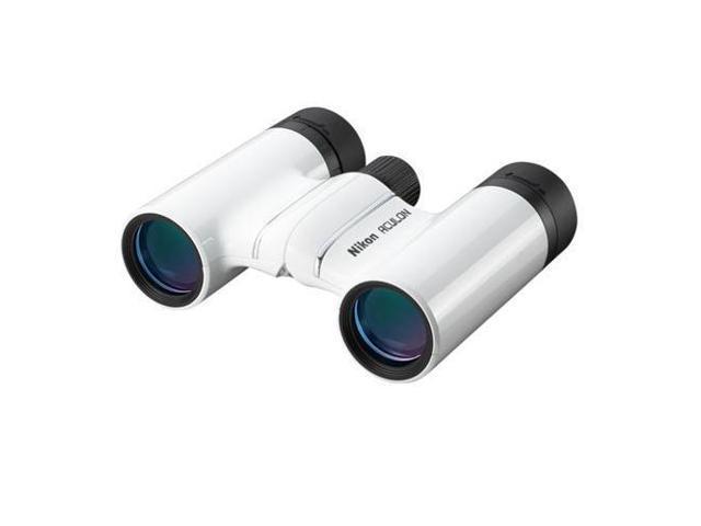 Nikon 8x21 Aculon T01 Binocular (White)
