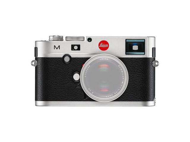 Leica M Digital Rangefinder Camera Body, Silver #10771
