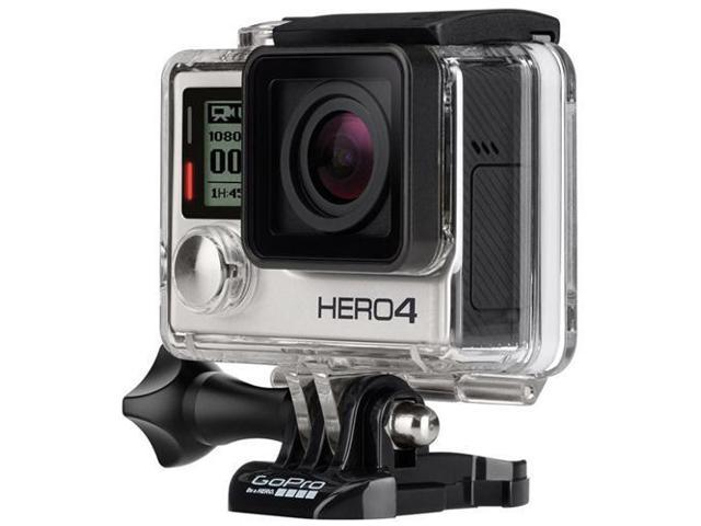 GoPro HERO4 Black Action Camera 12MP 4K Ultra HD Wi-Fi Bluetooth ...