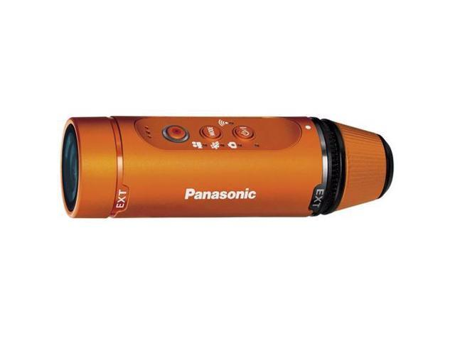Panasonic HX-A1MD Wearable Action Video Camcorder, Orange