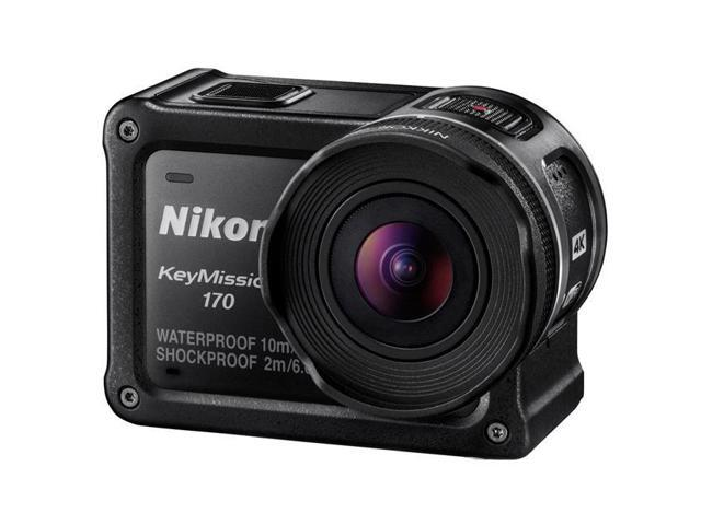 Nikon KeyMission 170 26514 4K Action Camera