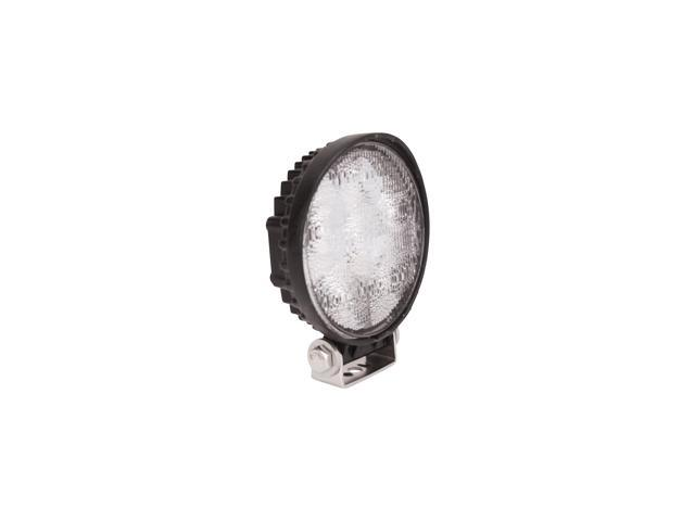Westin 09-12005 LED Work Light; 4.5 in.; Round; Flood; Incl. Light/Mounting Hardware;
