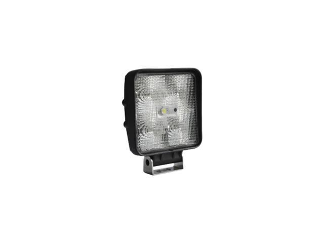 Westin 09-12210 LED Work Light; 4.5 x 5.4 in.; Square; Flood; Incl. Light/Mounting Hardware;