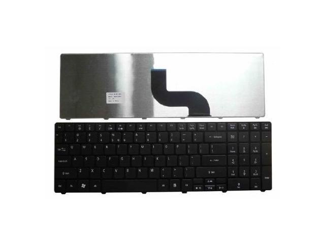 New US Black Laptop Keyboard for Gateway PK130QG1B00 MP-09G33U4-6982W Series