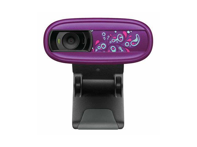 Logitech C170 Webcam - 0.3 Megapixel - USB 2.0