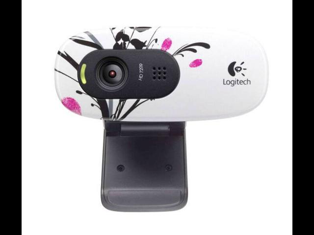 Logitech 960-000694 C270 USB 2.0 HD Webcam