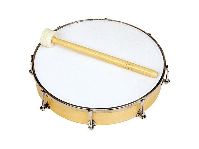Rhythm Band School Children Kids Musical Instrument 10 Tuneable Hand Drum