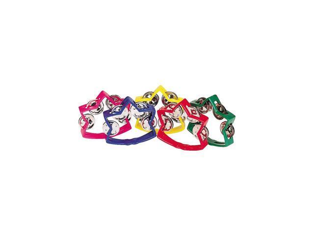 Rhythm Band Littlestar Tambourine Pink