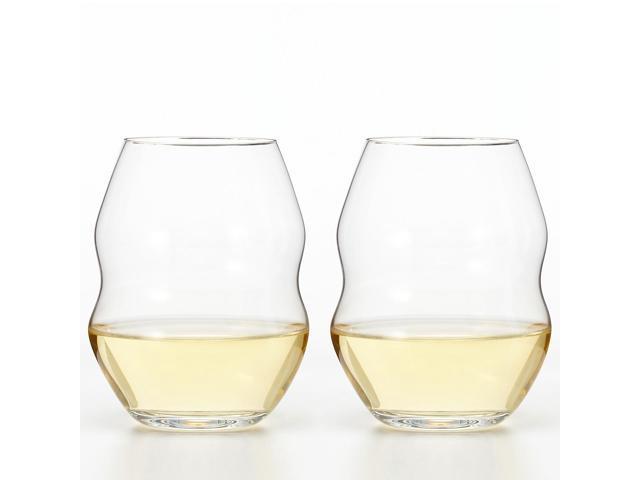 Riedel swirl white wine glasses set of 4 - Riedel swirl white wine glasses ...