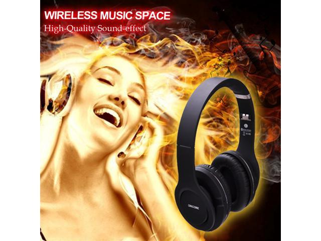 ORICORE HF680i High Definition Bluetooth Headset Four Channels HD Stereo Bluetooth Headset Quadraphonics Four Tracks Stereo ...