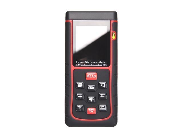 RZ-E50 50M 164FT 50m/164ft Mini Digital Laser Distance Meter Tester Range Finder Measure Diastimeter  Features:  High accuracy ...
