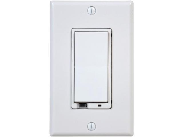 gocontrol z wave dimmer wall switch 500w wd500z 1. Black Bedroom Furniture Sets. Home Design Ideas