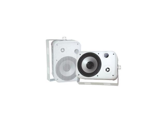 Pyle PylePro PDWR50W Indoor/Outdoor Speaker - 2-way - White