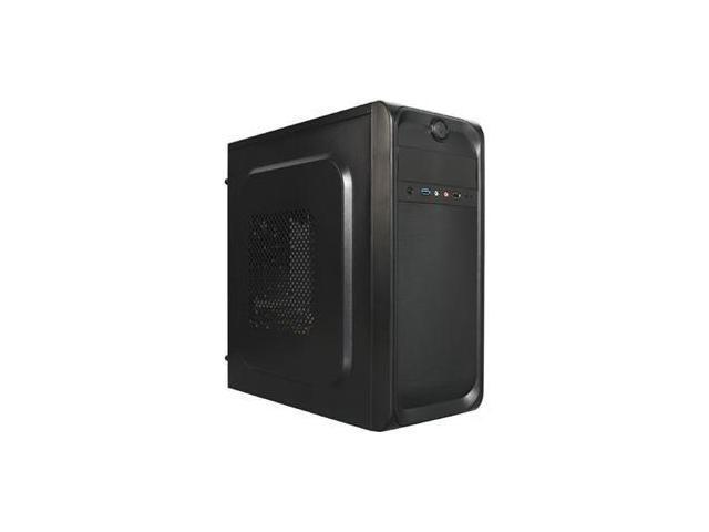 ATX Mid Tower Black w 450W PS
