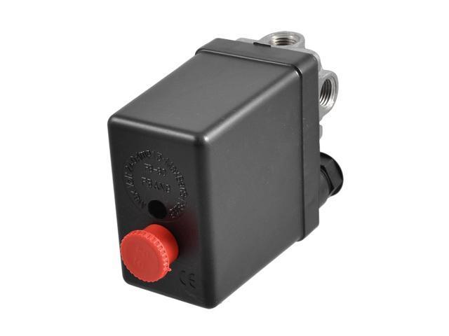 240v 20a Heavy Duty Air Compressor Pressure Switch Control