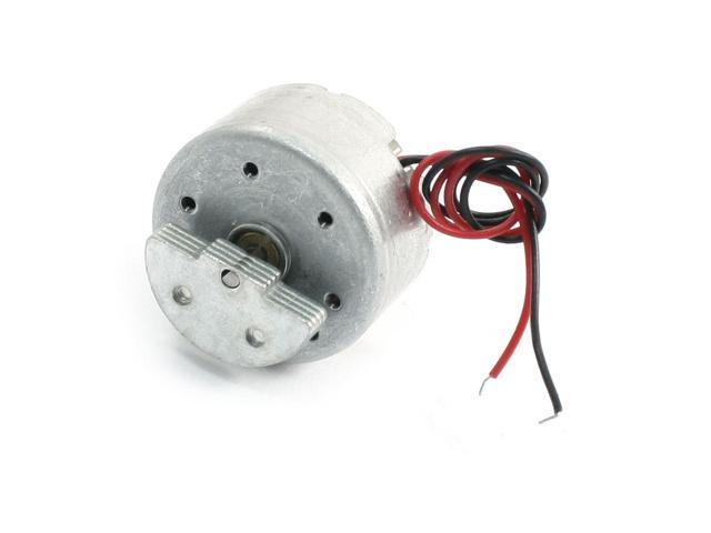 Two Wired Electric Micro Vibration Motor 3500rpm Dc 2v