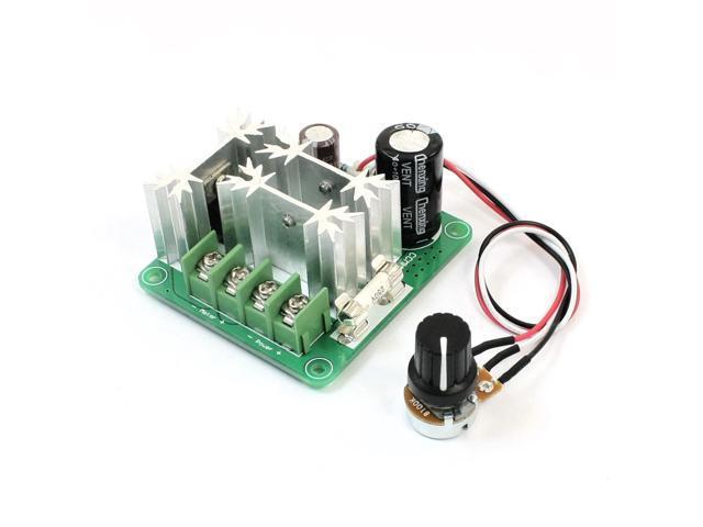 Ccmhcn Pwm Green Dc Motor Speed Controller Green 6 90v 10a