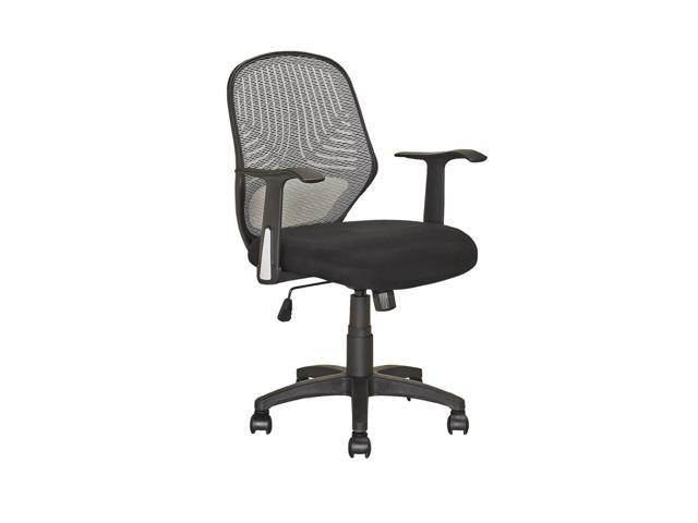 CorLiving LOF-209-O Office Chair in Black