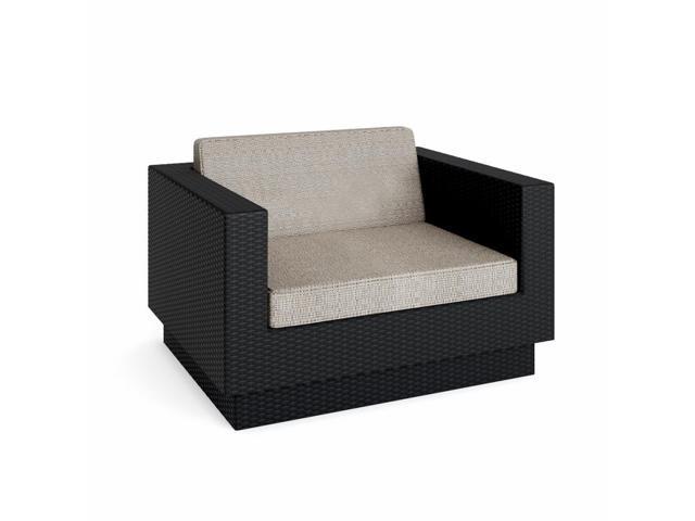 Sonax C-103-TPP Park Terrace Textured Black Chair