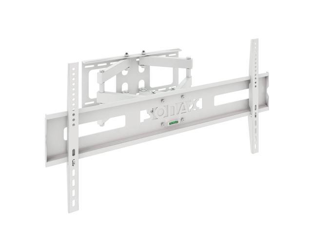 Sonax M-011-MPM Full Motion Flat Panel white Wall Mount for 37