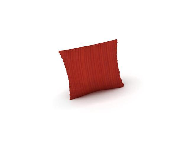 Pomegranate Red Throw Pillow, set of 4