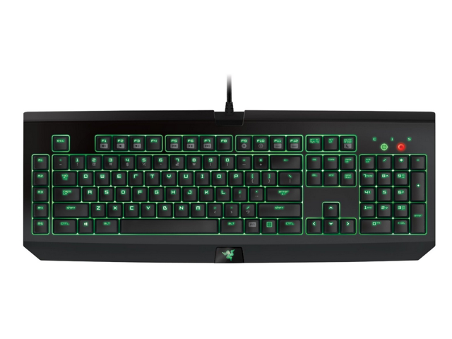 Razer BlackWidow Ultimate 2014 Elite Mechanical Gaming Keyboard RZ03-00384600-R3U1