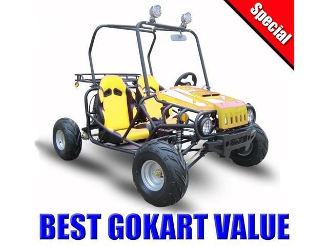 Tao Tao 125cc Jeep Max Go Cart