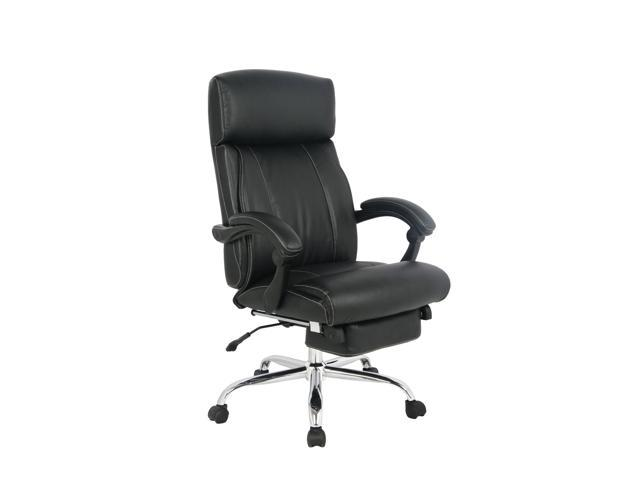 VIVA OFFICE High Back Ergonomic Bonded Leather Recliner Swivel Executive Chair