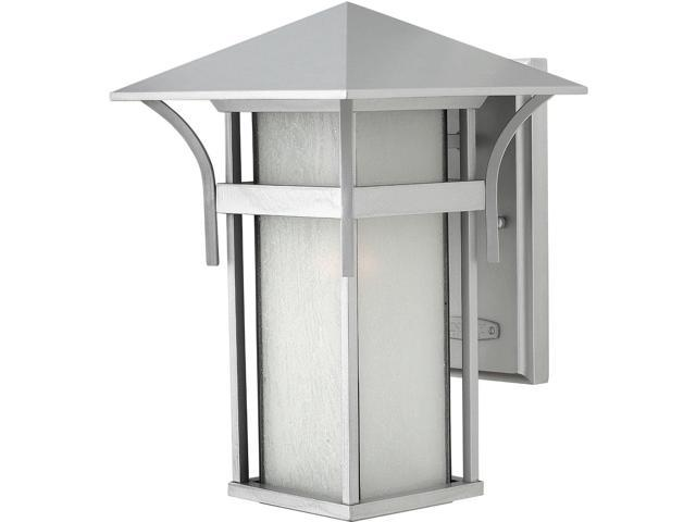 Hinkley Lighting 2574SK Craftsman / Mission Single Light Outdoor Wall Lantern - Newegg.com