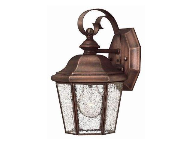 Hinkley Lighting 2260AP Traditional / Classic 1 Light Outdoor Wall Sconce - Newegg.com
