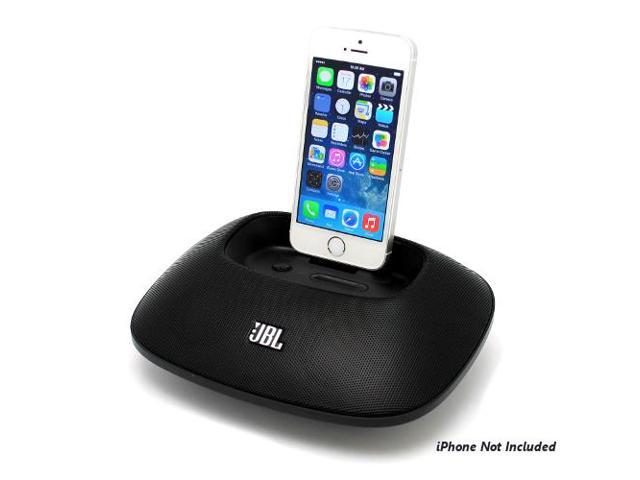 JBL OnBeat Micro Speaker Dock w/ Lightning Connector for iPhone 5 iPhone 5S & 5C