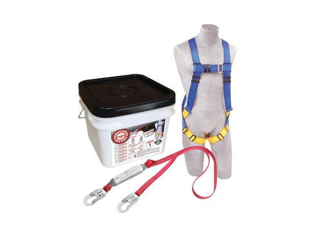 Dbi sala protecta compliance in a can fall protection kit for Dbi sala colombia