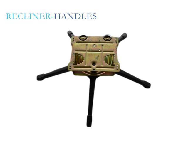 Recliner-Handles 5 Leg Swivel Rocker Base