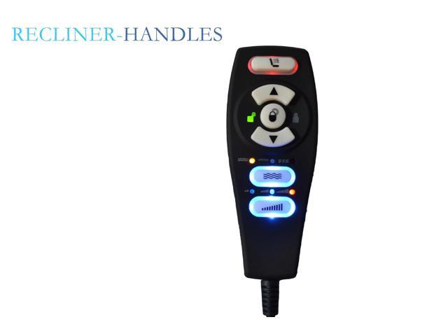 Heat And Massage Hand Control For Pride And Tranquil Ease