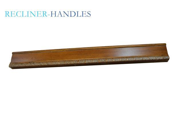 Chair Base Side Rail Show Wood Trim Piece For Stationary