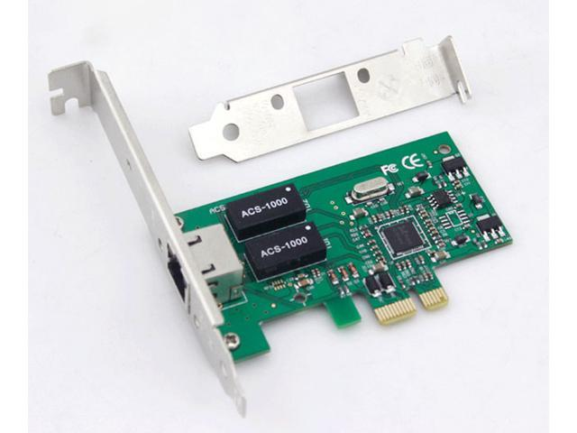 RTL8111C pci-e Gigabit Ethernet Desktop Adapter independent NIC PXE diskless home