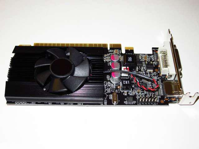 nVIDIA GeForce 2GB Low Profile Half Height PCI Express x16 Video Graphics Card shipping from US