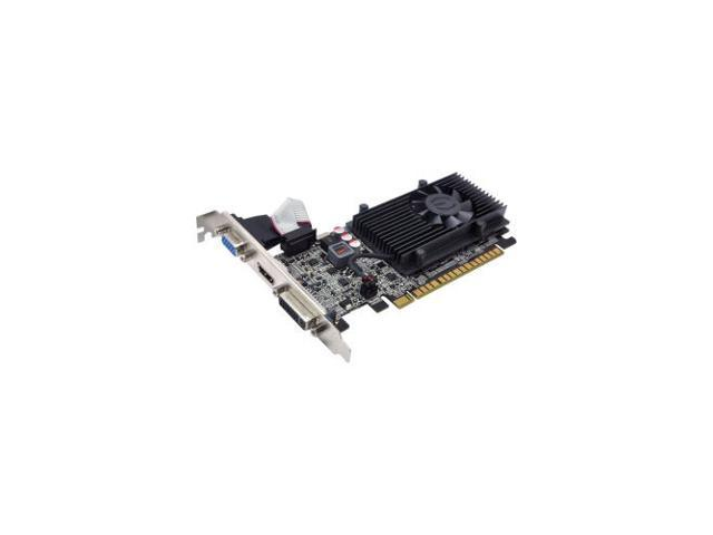 EVGA NVIDIA GeForce GT 610 1GB GDDR3 DVI/HDMI/VGA PCI-Express Video Card