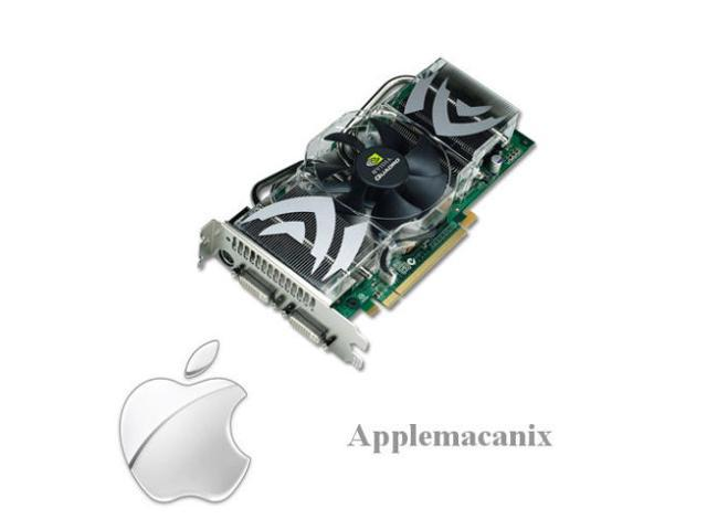 Apple Mac Pro nVidia FX4500 512MB PCIe 630-7532/661-3928 Video Graphics Card shipping from US