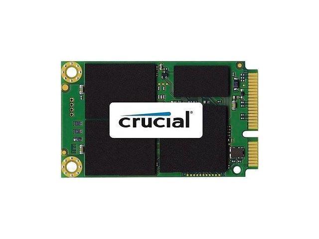 Crucial M500 CT480M500SSD3 480GB mSATA MLC Internal Solid State Drive (SSD)
