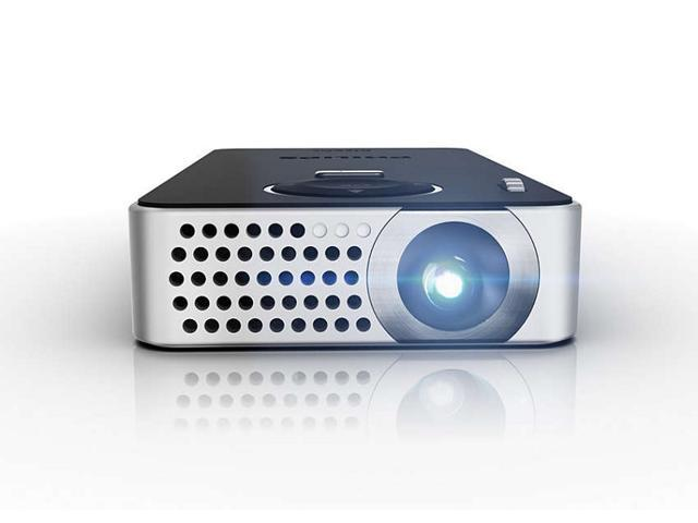Philips ppx4350 wireless picopix pocket projector hdmi for Wireless micro projector