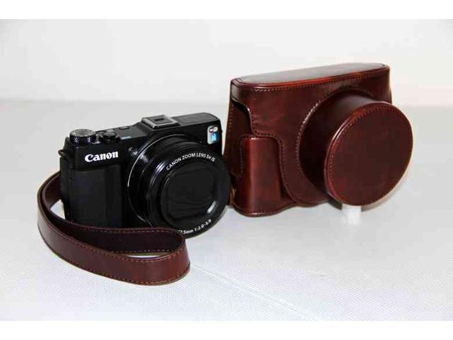 Camera case bag for canon powershot g15 g12 g11 g1x digital cameras