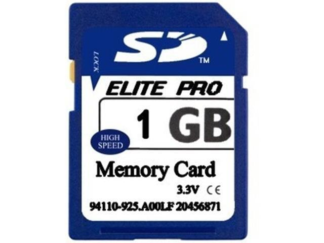 10PCS X 1GB SD Memory Card 1 GB SD CARD Secure Digital Card w/Case